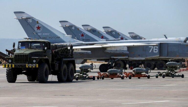 Минобороны РФ обвинило США в нападении на свою авиабазу в Сирии