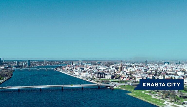 Izsludina metu konkursu 150 miljonu apbūves vīzijai Daugavas krastā