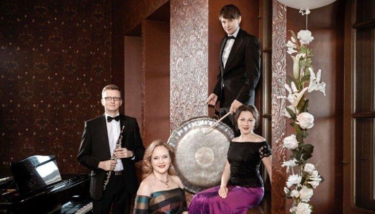 Latvijas Nacionālā opera un balets aicina uz Evijas Martinsones solokoncertu