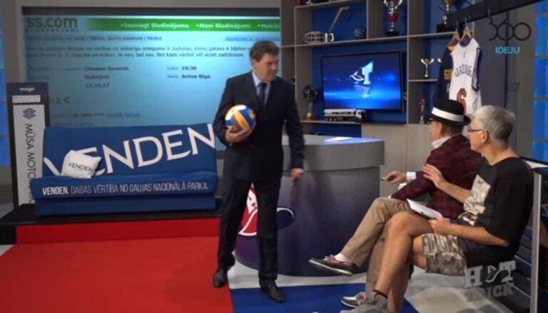 Video: pret ko var iemainīt Rīgas 'Dinamo' biļetes