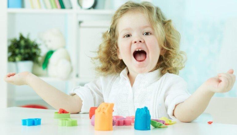 Ieteicamākās rotaļlietas trīsgadniekiem