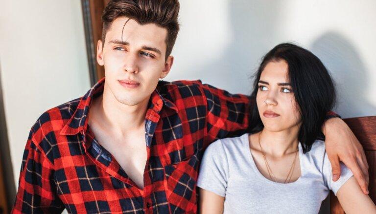 Pieci iemesli, kuru dēļ nav vērts uzturēt vai glābt attiecības