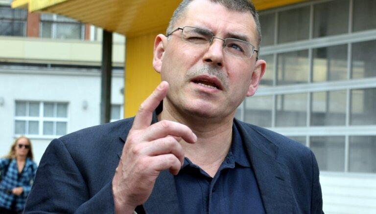 Кризис в Rīgas satiksme: Ушаков представил очередного временного руководителя