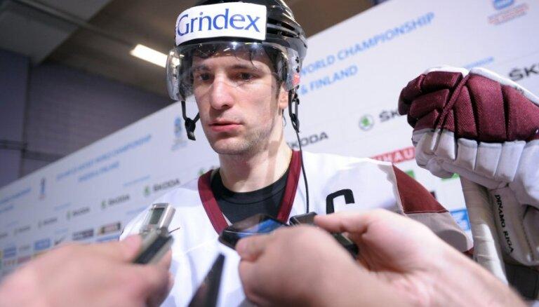 Dārziņš izraudzīts par Latvijas izlases kapteini