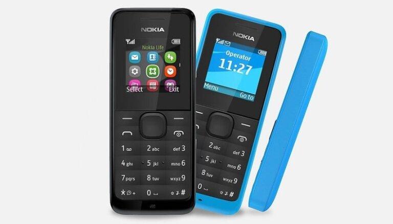 Nokia предложит телефон за 20 долларов