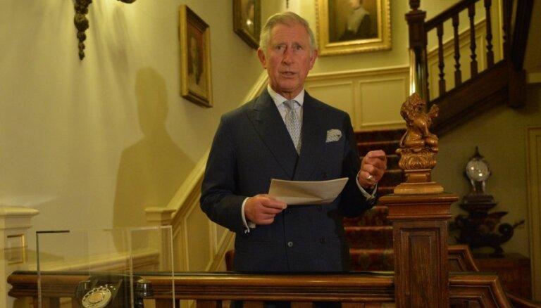 Принц Чарльз оказался в центре скандала с поддельными картинами
