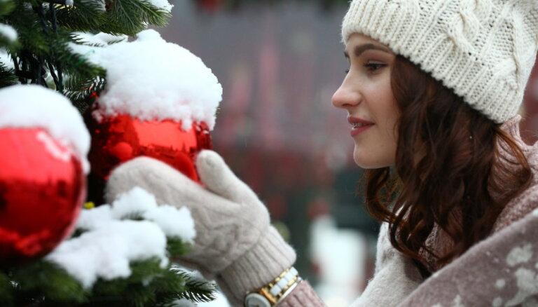 В первый день католического Рождества ожидаются небольшие осадки