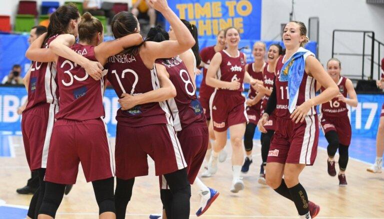 IZM lūgs 90 000 eiro Rīgā paredzētajam Eiropas čempionātam basketbolā