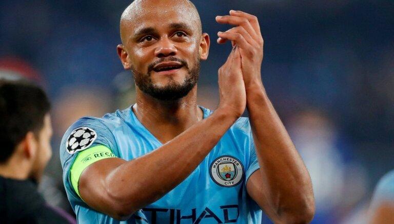 Kompanī pēc 11 sezonām pamet Mančestras 'City' un kļūst par 'Anderlecht' spēlējošo treneri