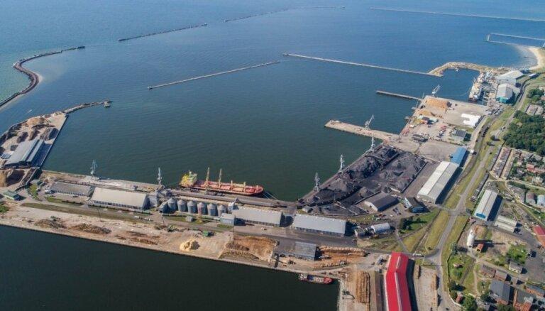 SEB piešķir 11,8 miljonus eiro Liepājas ostas infrastruktūras pilnveidošanai
