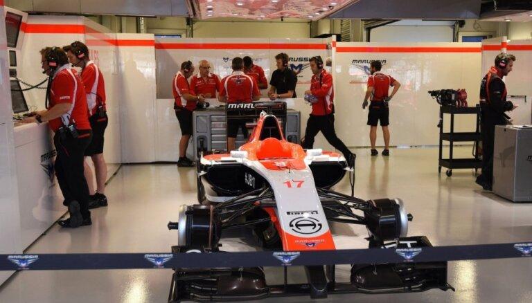 Объявлено о прекращении финансирования команды F1 Marussia