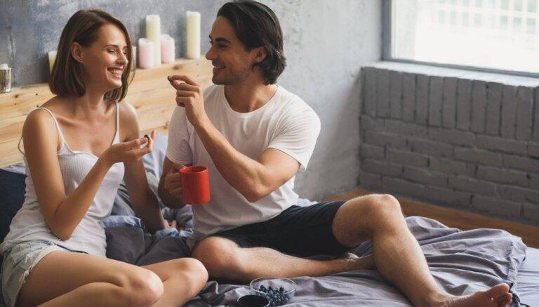 10 produkti, ko ieteicams baudīt pirms ķeršanās pie mīlas priekiem
