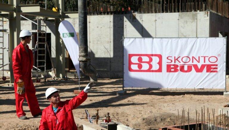 'Eko osta' prasa 'Skonto būve' maksātnespēju, uzņēmums to uzskata par nepamatotu