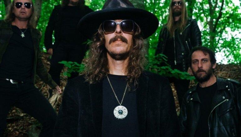 Nākamgad Rīgā uzstāsies progresīvā metāla grupa 'Opeth'