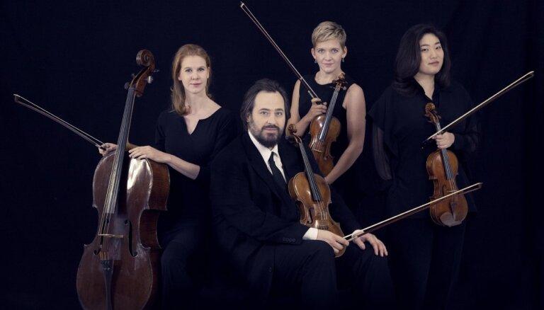 Liepājā un Jūrmalā muzicēs stīgu kvartets 'Artemis' no Berlīnes