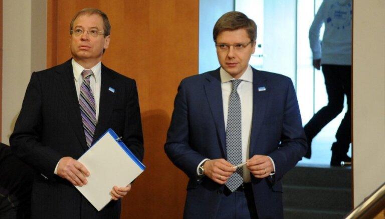 """""""Согласие"""" определилось с лидерами списков: Урбанович, Элксниньш, Петерс"""
