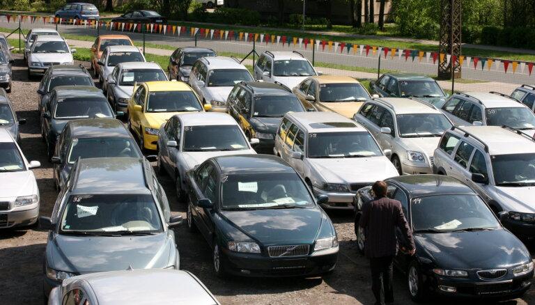 Продажи подержанных легковых автомобилей в Латвии стремительно восстановились после резкого спада