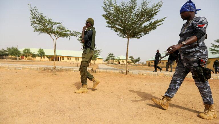Kaujinieki Nigērijā no cietuma atbrīvo 240 ieslodzītos