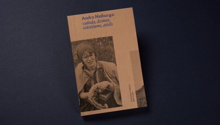 Klajā laists zinātnisku rakstu krājums par Andras Neiburgas daiļradi