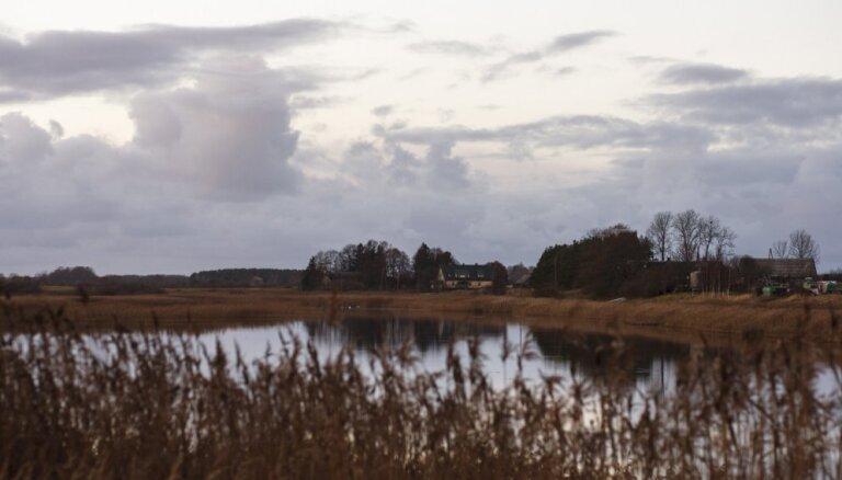 Ūdens līmenis upēs pārsvarā pazeminās