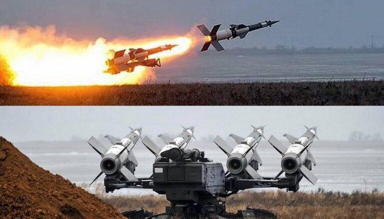 Video: Ukrainā pret jūras mērķiem veiksmīgi izmēģina modernizētās S-125 raķetes