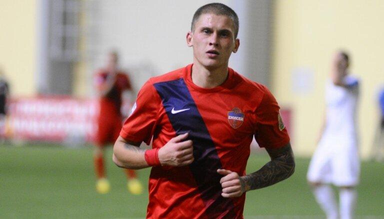 Камеш будет теперь играть под руководством Аленичева
