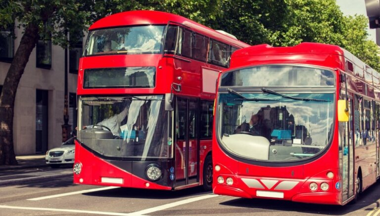 Лондонские автобусы будут ездить на биотопливе из кофейной гущи