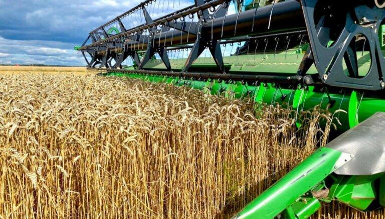 Rīga piesaka ambīciju kļūt par reģiona līderi graudu pārkraušanā
