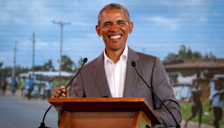 Piecas afrikāņu grāmatas, kuras šovasar iesaka izlasīt Obama