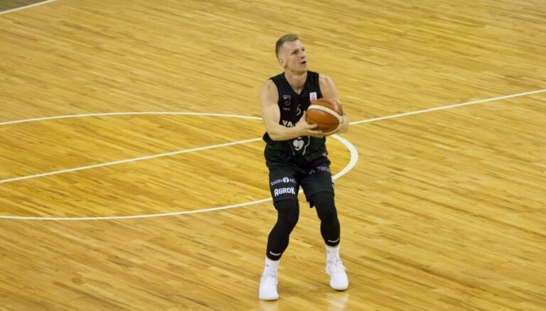 Jānis Kaufmanis pievienojas BK 'Ventspils'