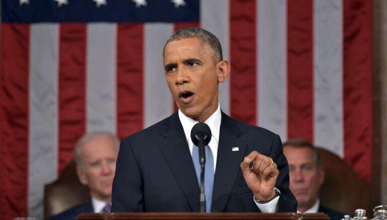 Obama liek valdībai spert soļus Irānas sankciju atcelšanas virzienā