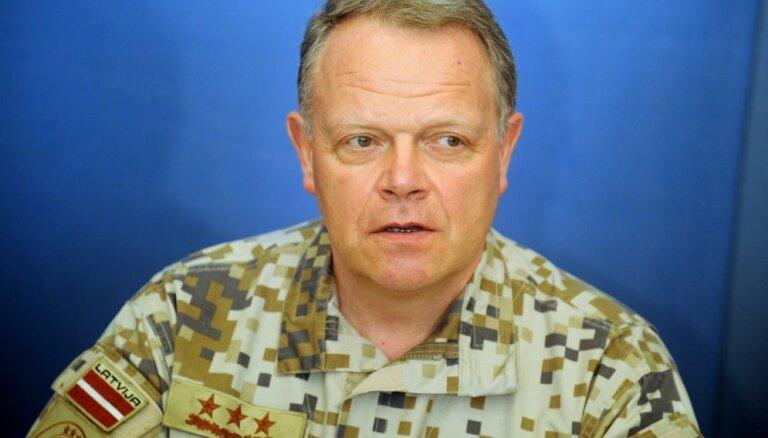 Граубе: запуск российских ракет — это бахвальство
