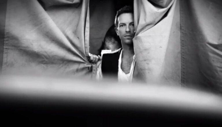 ВИДЕО: Coldplay представили новый клип в стиле немого кино