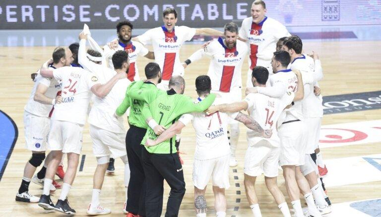Krištopāns pirmo reizi kļūst par Francijas čempionu handbolā