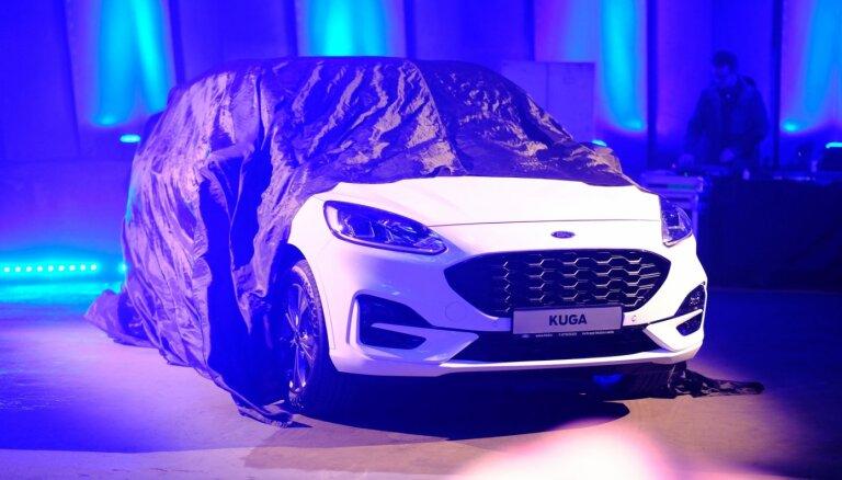 'Ford': 40% no uzņēmuma tirdzniecības apjoma līdz 2030. gadam veidos elektromobiļi