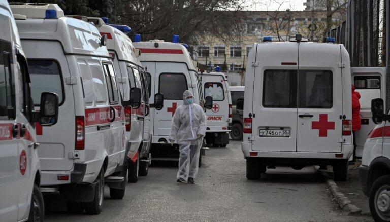 Коронавирус в России: Собянин продлил ограничения в Москве до 15 января