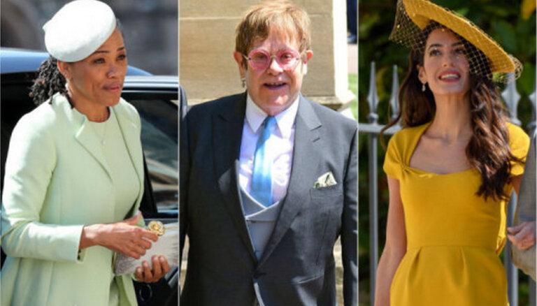 ФОТО: Лучшие наряды гостей на свадьбе принца Гарри и Меган Маркл