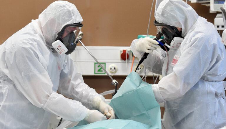 Latvijā apstiprināti 64 jauni Covid-19 saslimšanas gadījumi