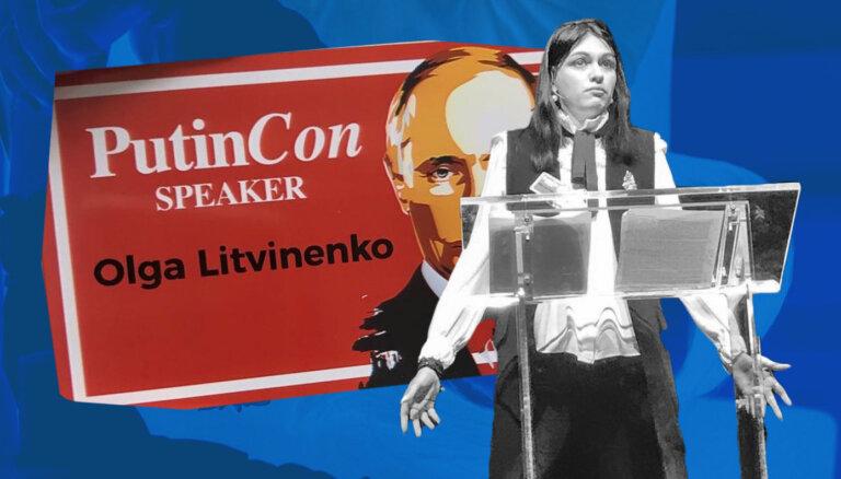 No troļļu fabrikas līdz cīņai ar tēvu, Putina disertācijas 'autoru': intervija ar Ļitviņenko