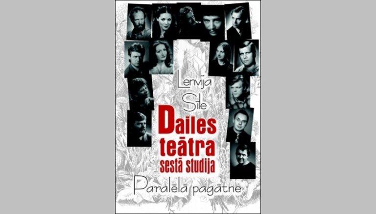 Izdota grāmata par Dailes teātra sestās studijas aktieriem