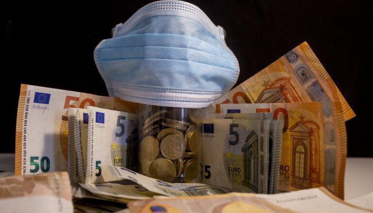 Covid-19 krīzes pārvarēšanas pasākumus finansēs no valsts budžeta