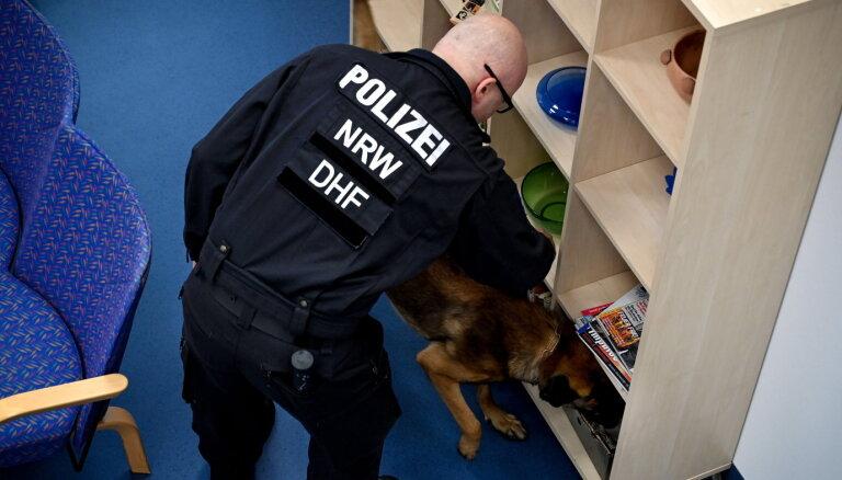 Немецкая полиция расследует таинственные смерти на почтовом складе
