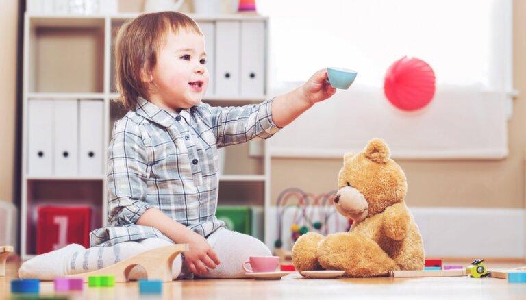 Noderīgi knifiņi bērnistabas iekārtošanai, kas vecākiem atvieglos ikdienu
