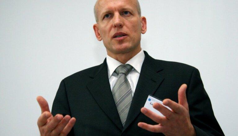 Крастс: ЕС может выдвинуть новые условия вступления в еврозону