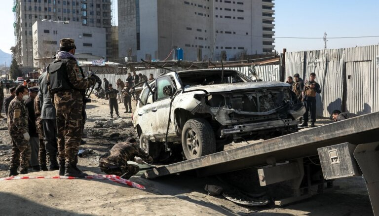 Talibi ieņēmuši vēl divus Afganistānas rajonus