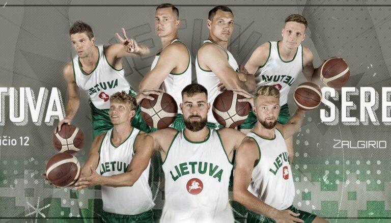Lietuvas basketbola izlase aizvadīs spēli 1939. gada Eiropas čempionu retro formās