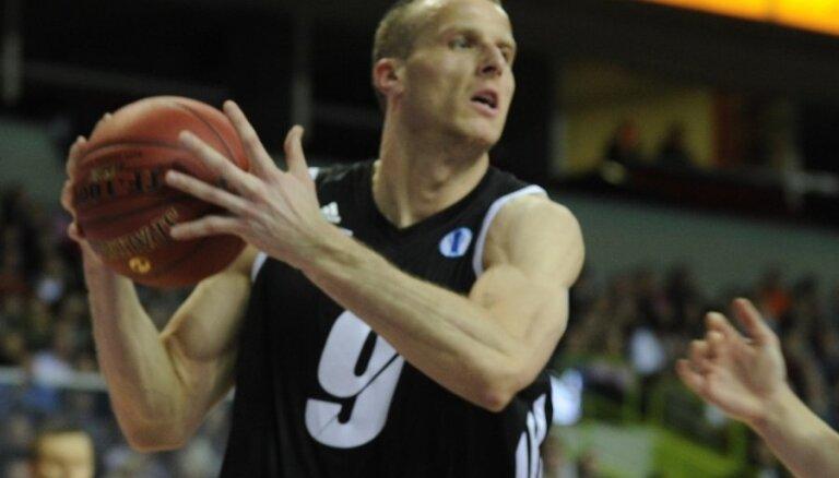 Bijušais Latvijas basketbola izlases spēlētājs Jahovičs kļuvis par BK 'VEF Rīga' direktoru