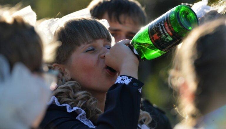 Kā uzlabojas veselības stāvoklis, kad cilvēks pārstāj lietot alkoholu?