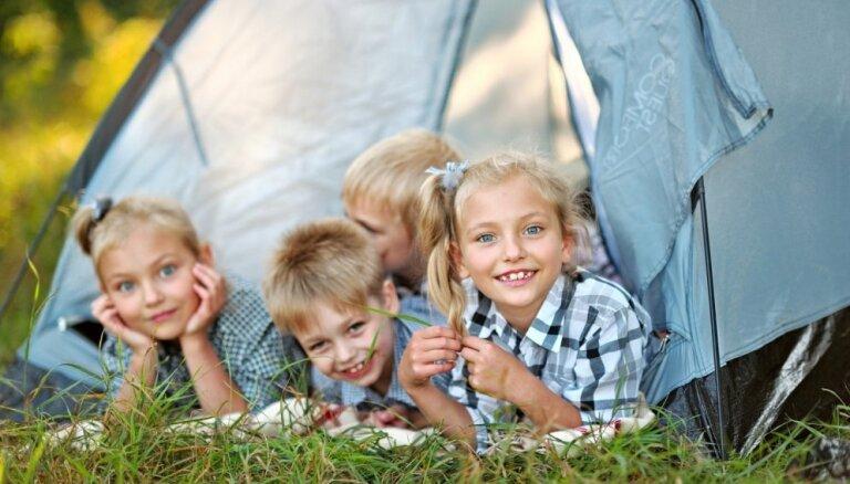 В середине июля для детей 8-15 лет откроется безглютеновый лагерь