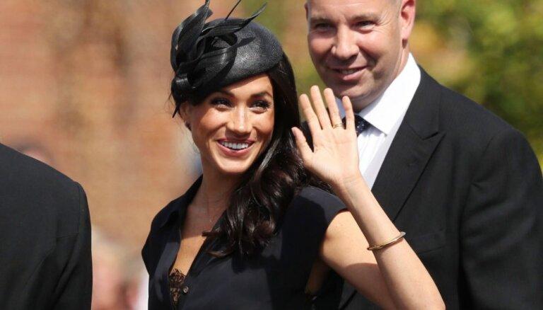 ФОТО: Меган Маркл провела свой день рождения на свадьбе друзей мужа